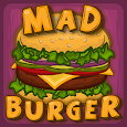 Mad Burger: Free Launcher Game 🍔 icon
