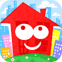 Fun Town for Kids icon