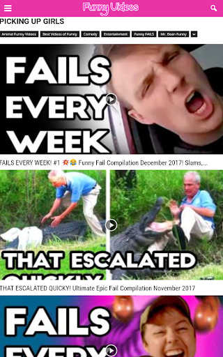 Top Funny Videos HD 1.4 screenshots 9