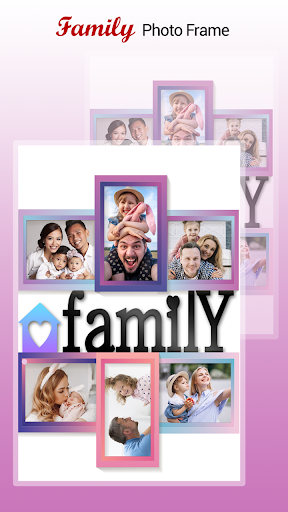 Family photo frame screenshot 9