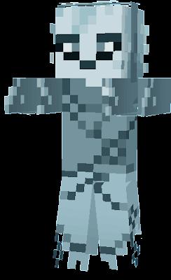 Ghost Skin Nova Skin