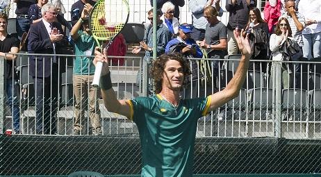 Bulgaria take the fight to SA in Davis Cup