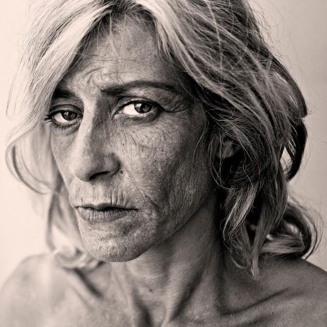 Crudeza en las imágenes de Rubén García.