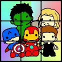 Super Hero Game For Kids icon
