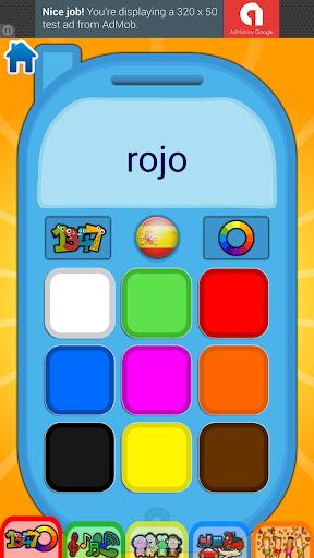 無料教育Appのベビー電話 - 子供たち|記事Game
