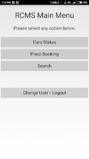 Rental Car Management System (Unreleased) - náhled