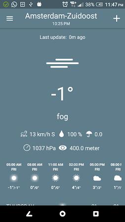 Ultimate Weather 1.1.1 screenshot 1396297
