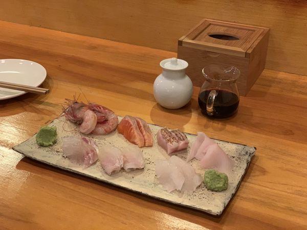 赤綠 忠孝復興巷弄日本料理 藏身在東區巷弄地下室的日本美食