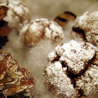 Chocolate Crinkles No Bake Recipes.