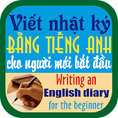 Writing an English diary