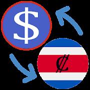US Dollar Costa Rica Colon / USD to CRC Converter