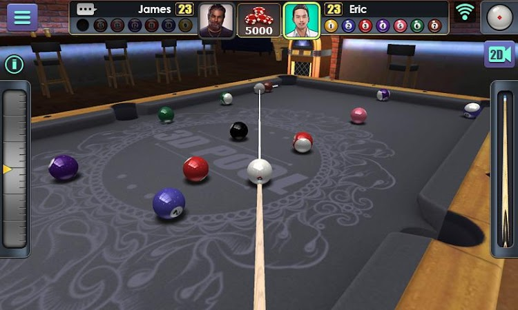 3D Pool Ball v1.2.1.1 [Mod]