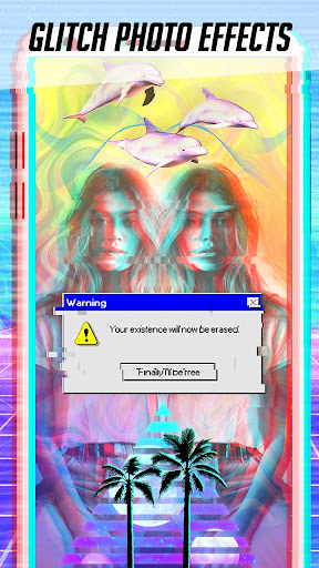 Foto do Trippy Effects - Psychedelic Camera