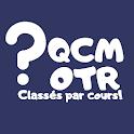 QCM OTR classés par cours icon