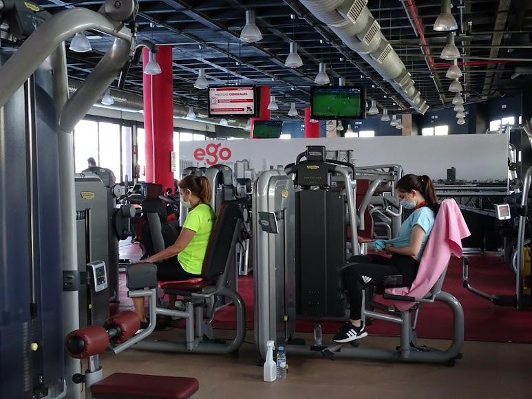 Ego Sport Center.