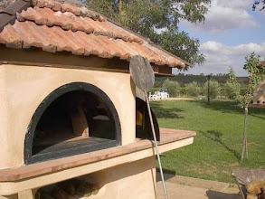 Photo: Forno e barbecue a disposizione dei clientiGirasole saturnia agriturismo