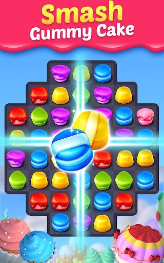Cake Smash Mania - Swap and Match 3 Puzzle Game apkmr screenshots 10