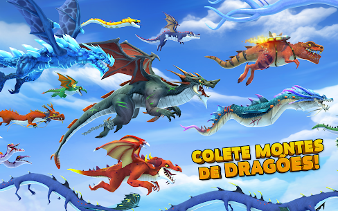 Hungry Dragon Apk Mod Dinheiro Infinito 10