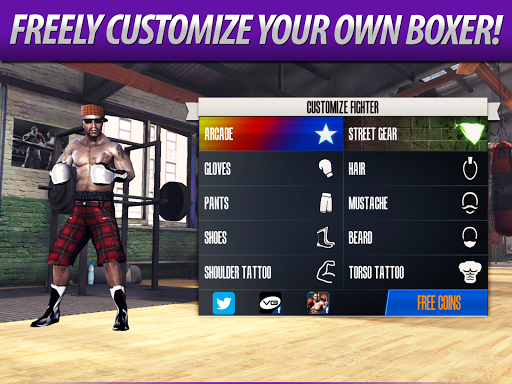 Real Boxing u2013u00a0Fighting Game 2.7.5 screenshots 4