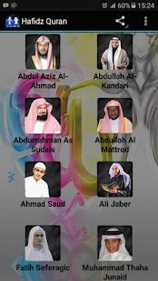 Hafidz Quran - náhled