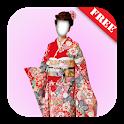 Kimono Photo Montage icon