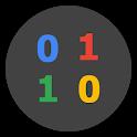 Código Binario icon