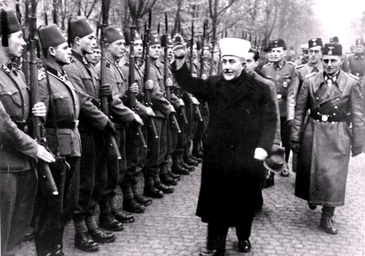 The struggle over the memory of Nazi-Islamist alliance
