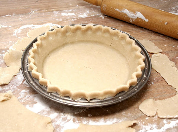 Never Fail Pie Crust Recipe