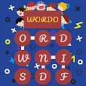 Wordo™️- Fun Word Search Game🎮Word Link Game 2021 icon