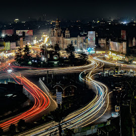 by Mohsin Raza - City,  Street & Park  Street Scenes (  )