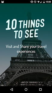10 Things To See – Vignette de la capture d'écran
