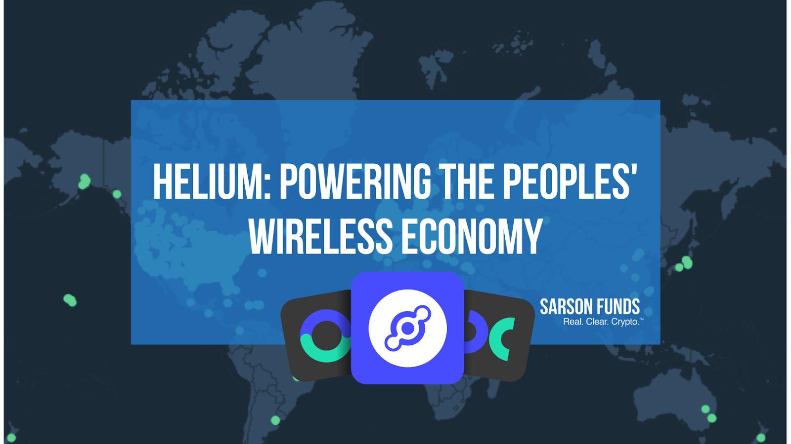 Blog Helium ecosystem