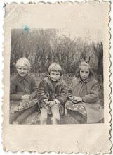 Photo: Nuotrauka iš Genutės ir Irutės Grigalauskaičių asmeninių archyvų