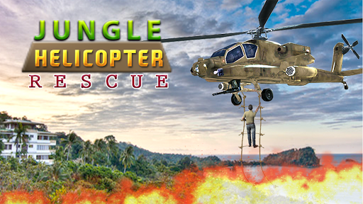 Jungle Fire Helicopter Rescue
