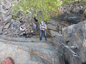 Photo: Great beginner crag in Rossland BC