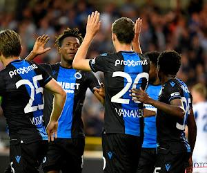 Un match à cinq millions pour le Club de Bruges, l'Antwerp et Gand peuvent aussi gagner une belle somme