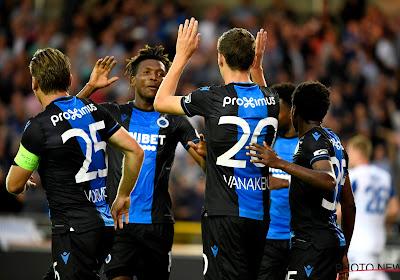 Préliminaires de Ligue des Champions : au finish, Bruges se qualifie pour les barrages !