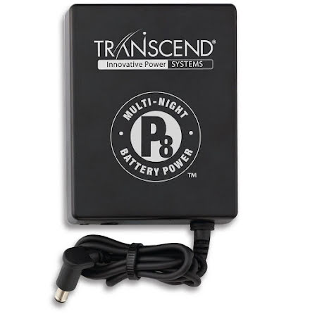 Transcend P8 Multi-night Batteri