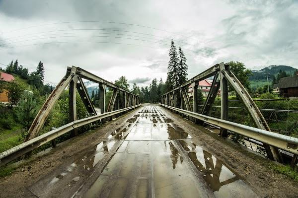 Міст в Бистриці
