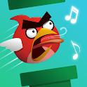 Scream Flappy - Control With Your Voice icon
