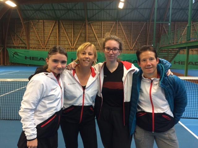 11/11/2017 - Championnats par équipe Séniors : Phase finale