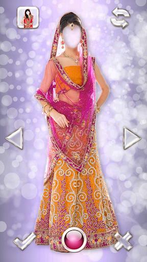 インドの花嫁 写真 エディタ