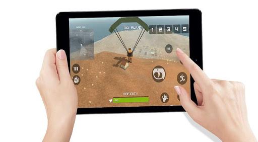 Battle Craft Royale Free Offline android2mod screenshots 2