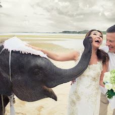 Wedding photographer Panuphon Aekudompong (phuketbestphoto). Photo of 25.07.2014