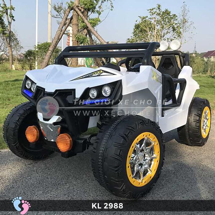 Xe ô tô điện địa hình trẻ em KL-2988 3