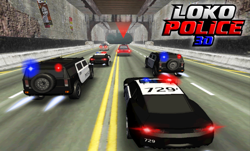 LOKO Police 3D Simulator Screenshot