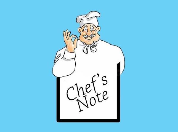 Chef's Note: I like to peel my potatoes when I make fries; however, if...