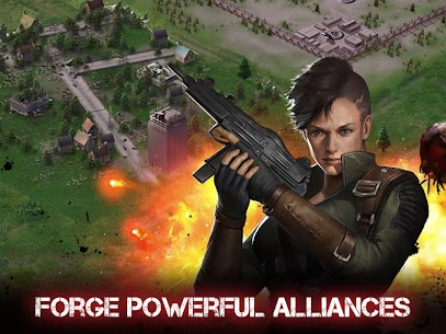 Empire Z: Endless War Mod Apk Download For Android and Iphone 6