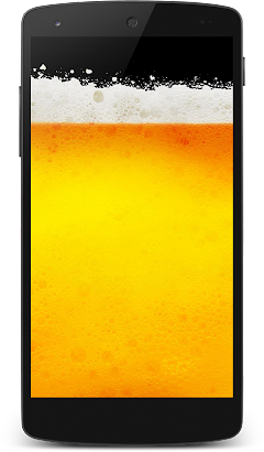 Drink beer simulator screenshot