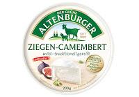 Angebot für Der Grüne Altenburger Ziegenkäse im Supermarkt Simmel